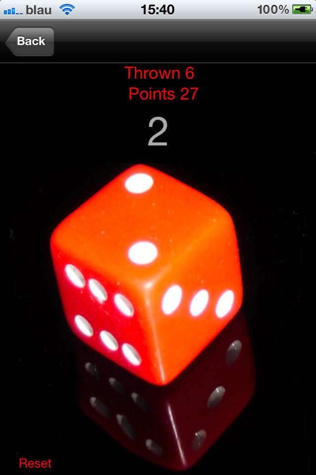 Screenshot Super 5 DICE 3D