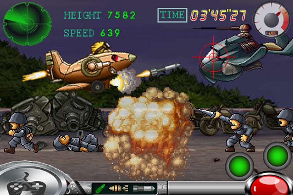 Screenshot SoldierM.Plane